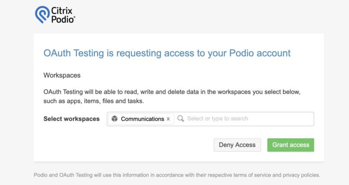 Podio_authorize_screen